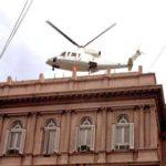Argentina: El trillado camino del helicóptero/ Macri se deshizo de Prat Gay